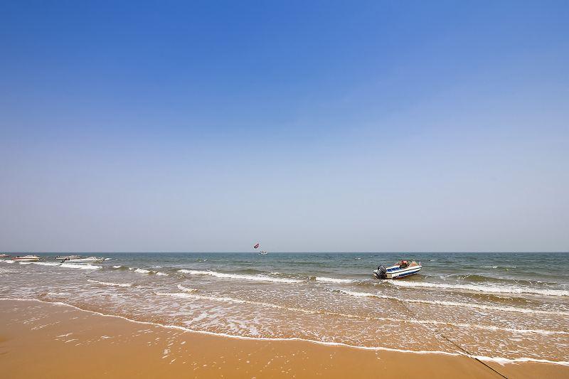 Wanpingkou Beach Tourist Spot