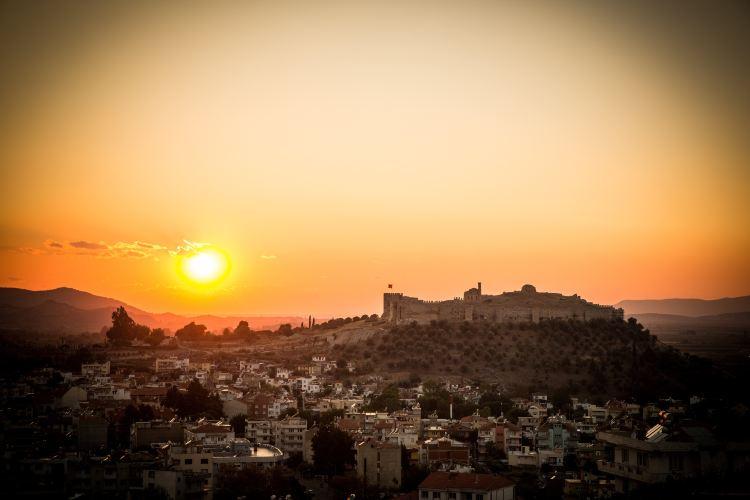 Kadifekale Castle1