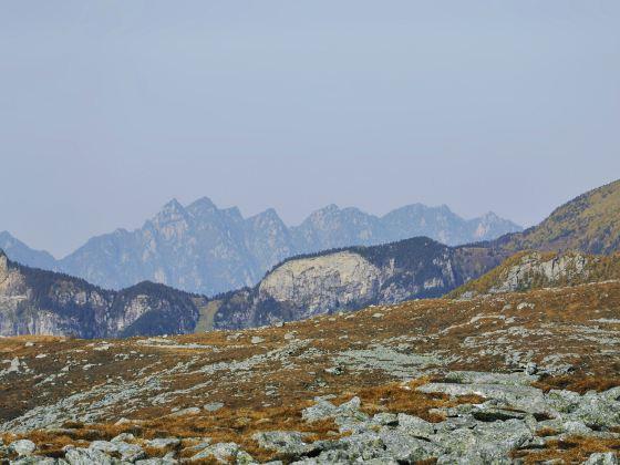 Taibai Mountain National Forest Park