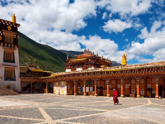 Sangpiling Temple