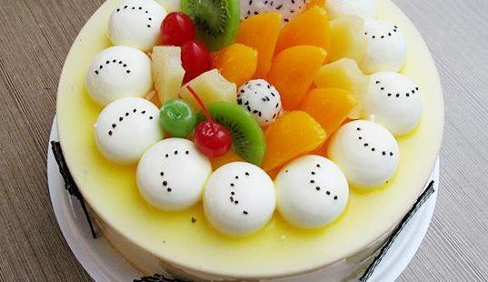 德圓隆蛋糕