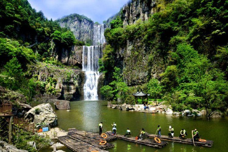 Liu Bowen's Hometown Scenic Spot - Baizhangji1