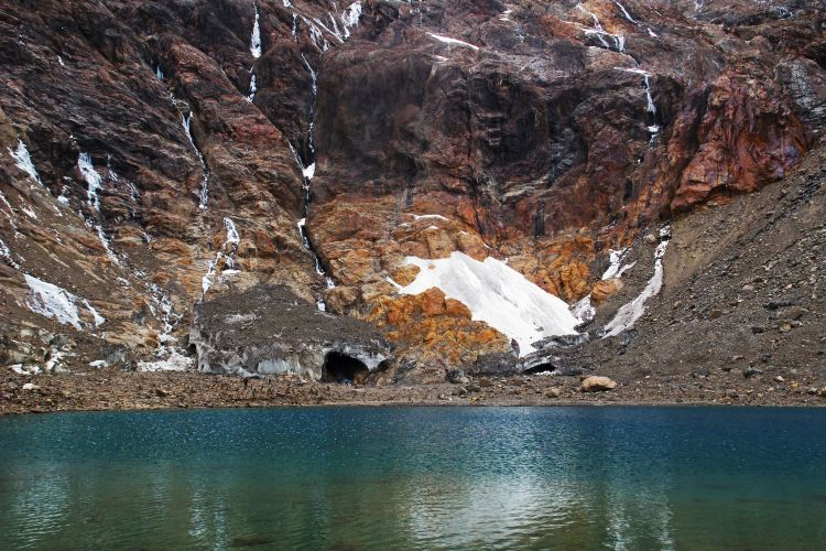 Ice Lake, Moirig Snow Mountain1