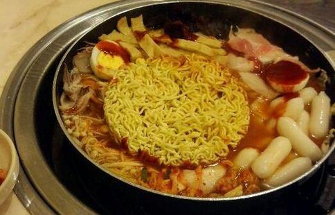 味亨樸大邱的廚房