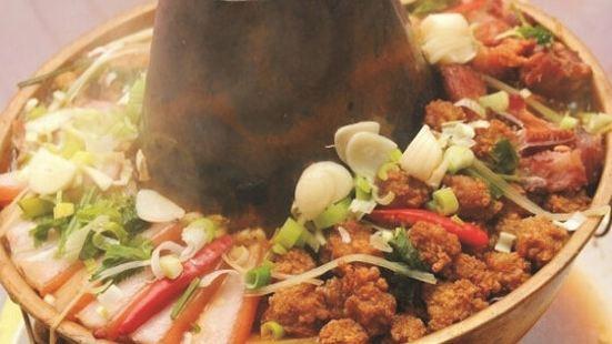 立星藏家特色土火鍋燒烤