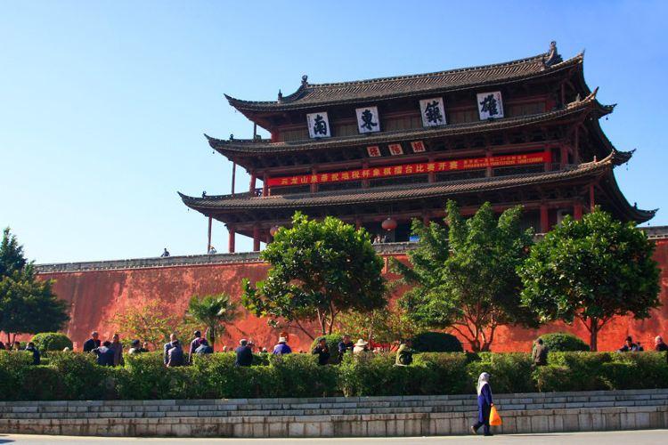 Jianshui Ancient City3