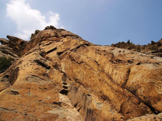 Helan Mountain Scenic Area