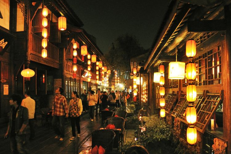 Jinli Ancient Street1