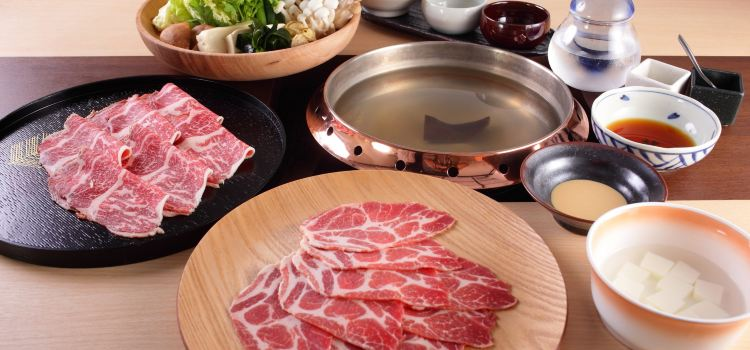 樂軒究極和牛燒肉