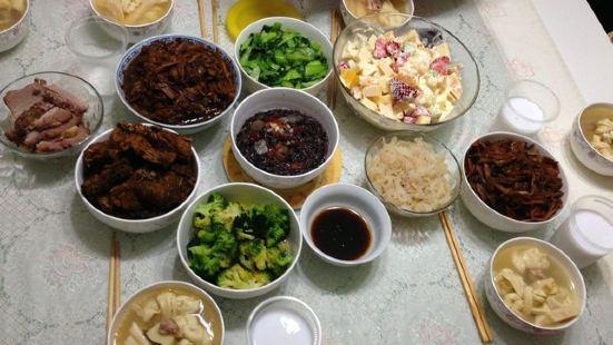 神仙缽湘香土菜館