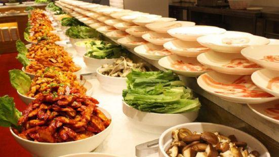 韓大地海鮮自助燒烤城(步行街店)