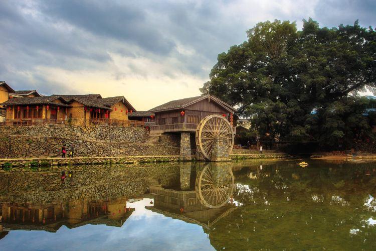 Yunshuiyu Scenic Area3