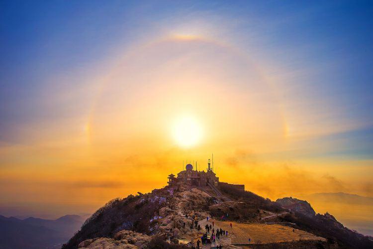 Mount Tai Scenic Area2