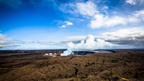 하와이 화산 국립공원