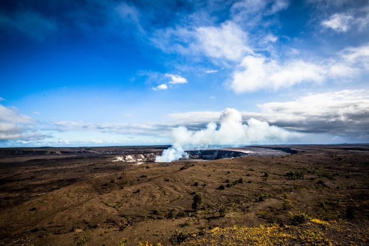 Hawaii Volcanoes National Park3