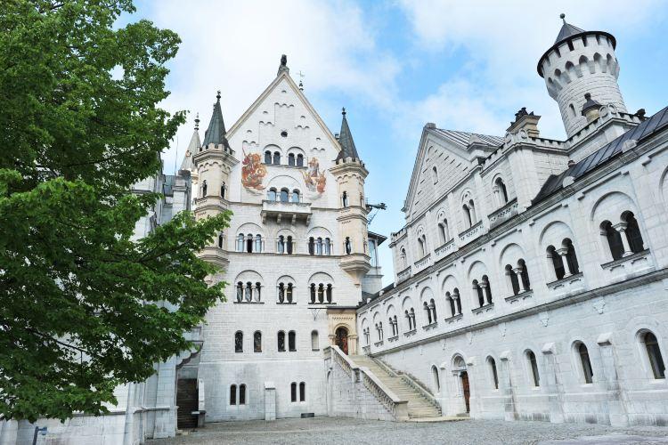 Neuschwanstein Castle4