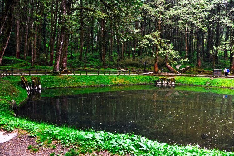 Jiemei (Sister) Lakes2