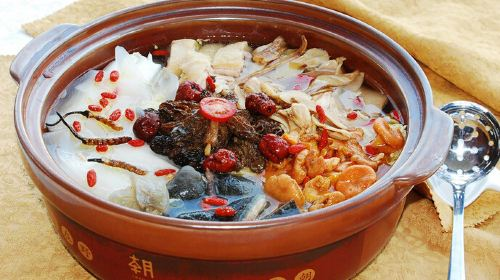 Jin Shan Bai Nian Gu Yuan Restaurant Gu Cheng Xing Xiang