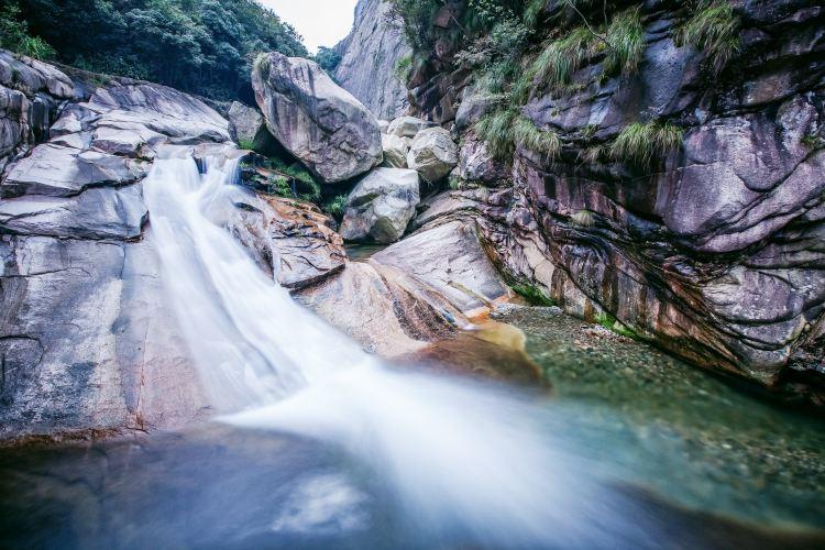 鄣山大峽谷2