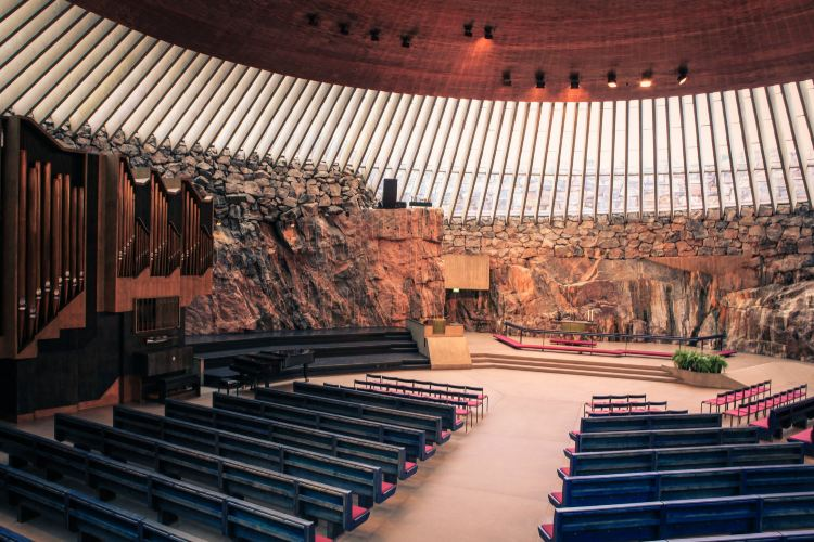 Temppeliaukio Church4