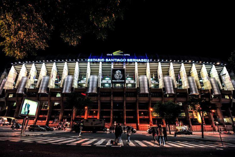 Santiago Bernabéu Stadium1