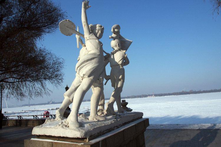 Stalin Park2