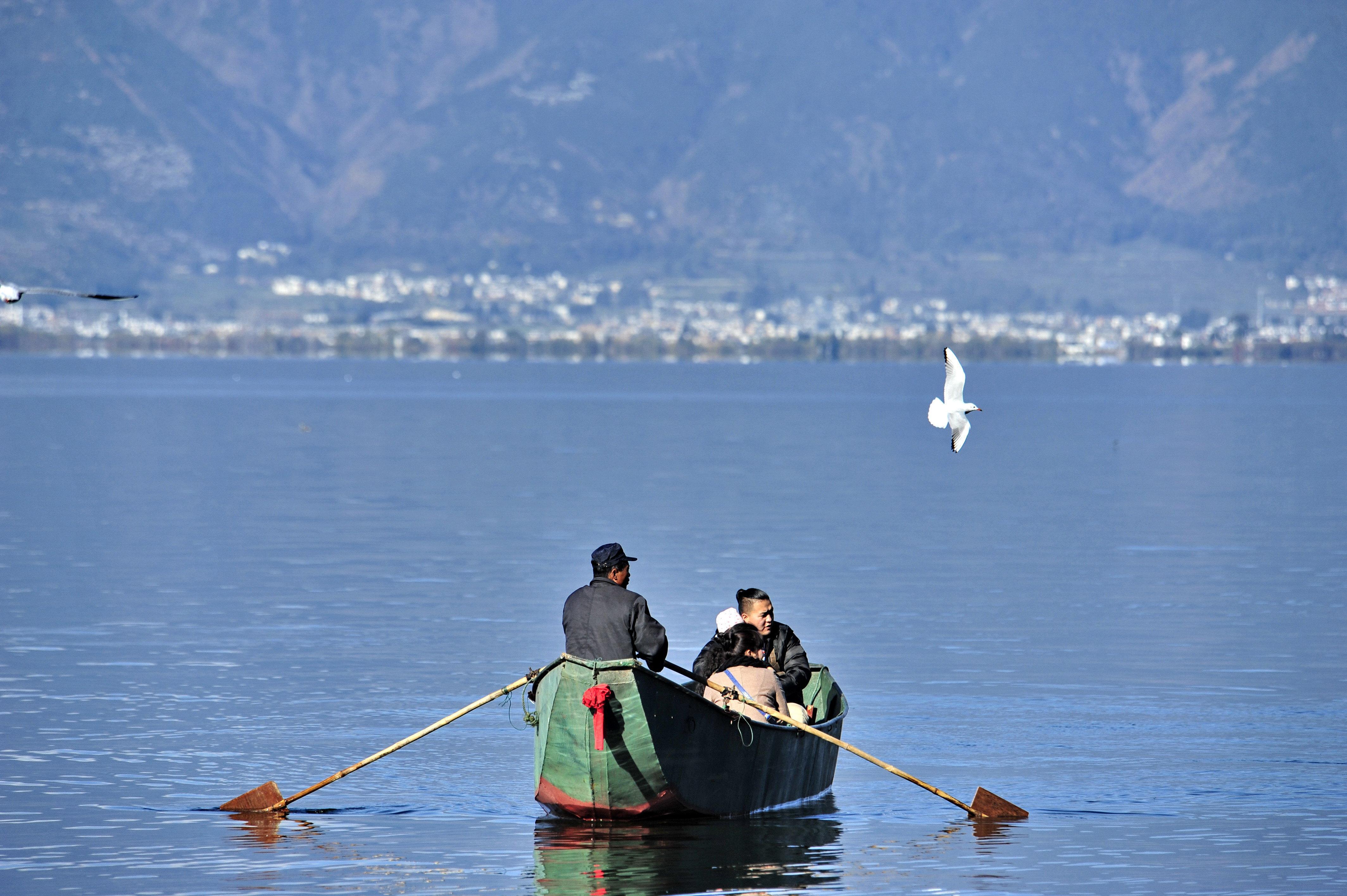Erhai Lake Cruise
