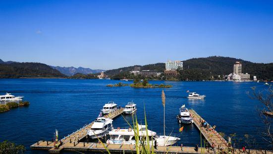 Sun Moon Lake Shuishe Wharf