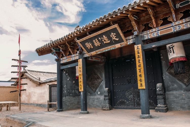 Dunhuang Western Movie and Television Base4