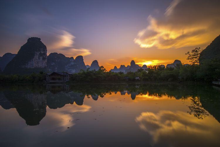 Mingshi Scenic Area1