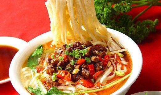 藏緣泡椒牛肉麵