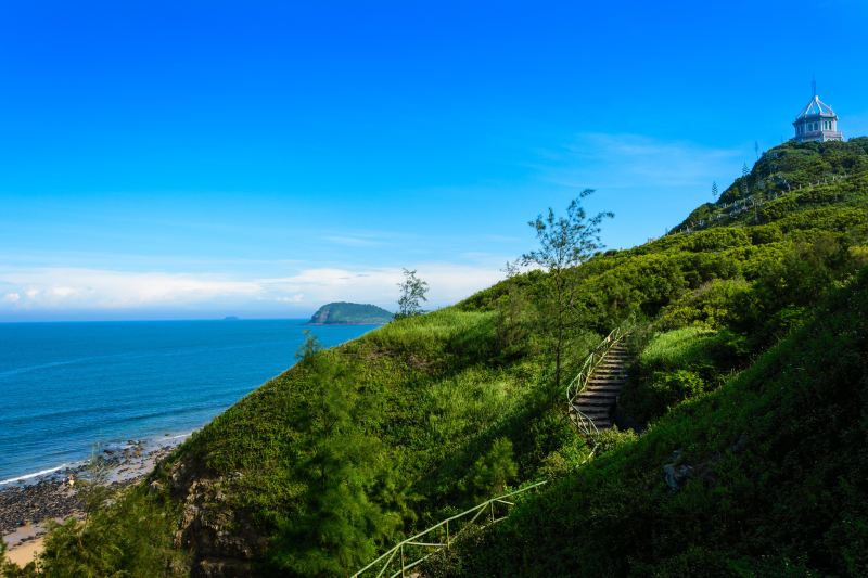 Volcanic Island Tourist and Leisure Resort