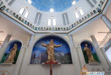 六合村天主教堂
