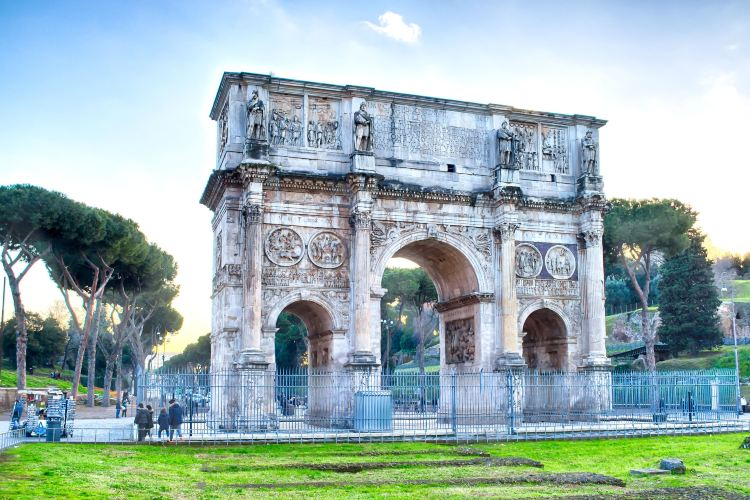Arch of Constantine1