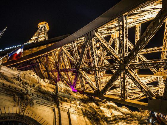 Eiffel Tower Viewing Deck