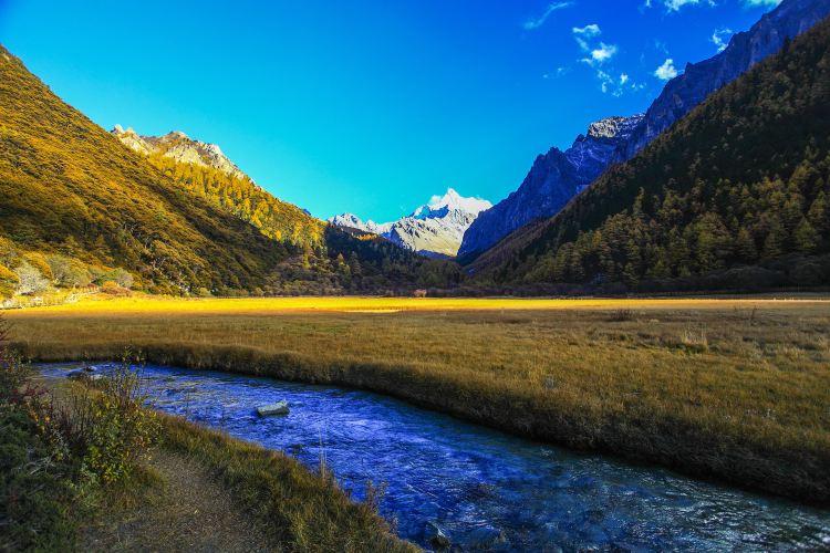 Yading Tubu Xiaozhuan Mountain1