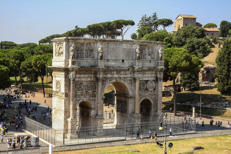Arch of Constantine3