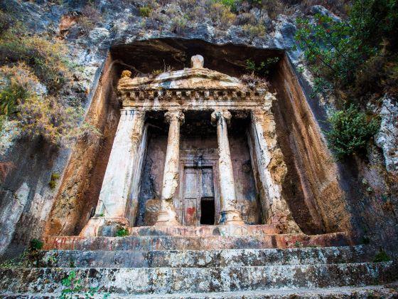 Stone Sarcophagi