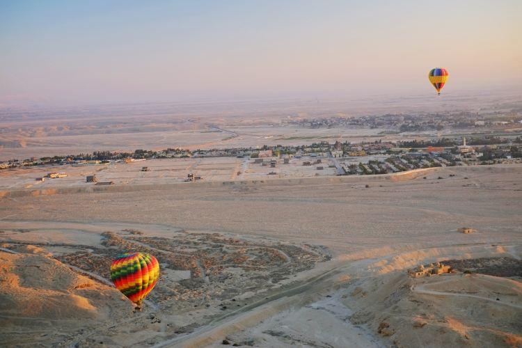 盧克索熱氣球1