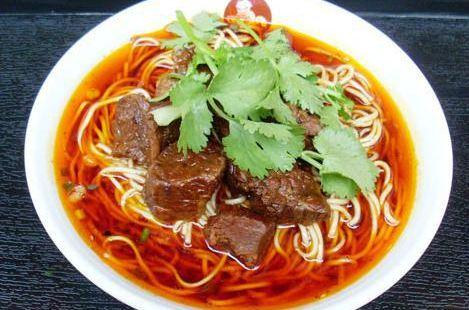 四川牛肉麵館