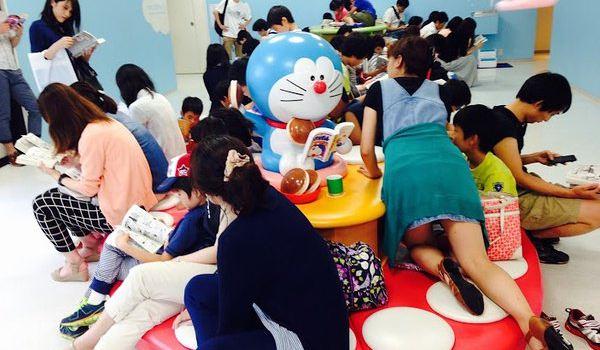 哆啦A夢主題公園及餐廳(藤子不二雄博物館)