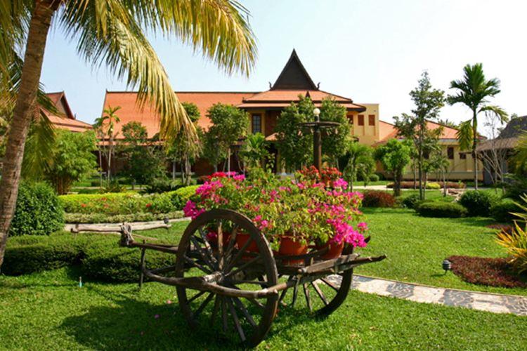 Cambodian Cultural Village4