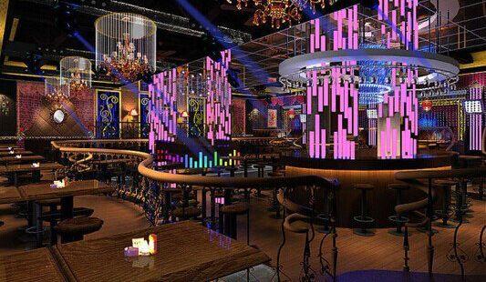 藍月亮酒吧