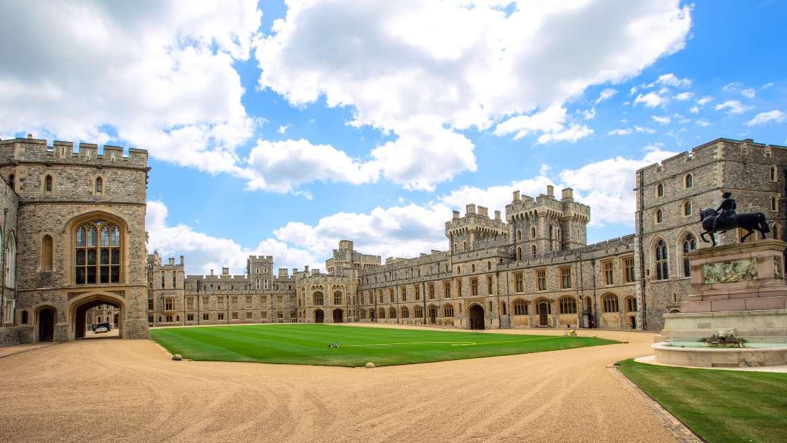 倫敦出發 溫莎城堡+巨石陣+牛津大學一日遊(特色換崗儀式+可選中英文導遊/景點門票)
