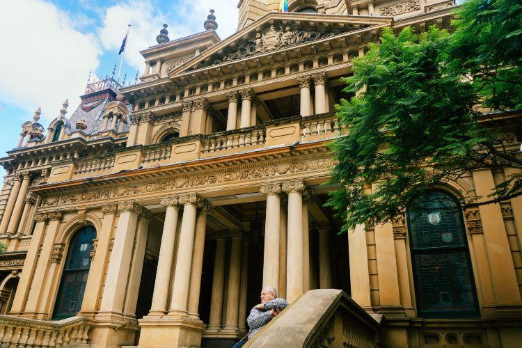 Sydney Town Hall2