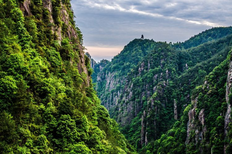 Tiantai Mountain Scenic Spot1
