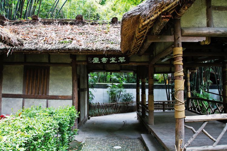 Du Fu's Thatched Cottage3