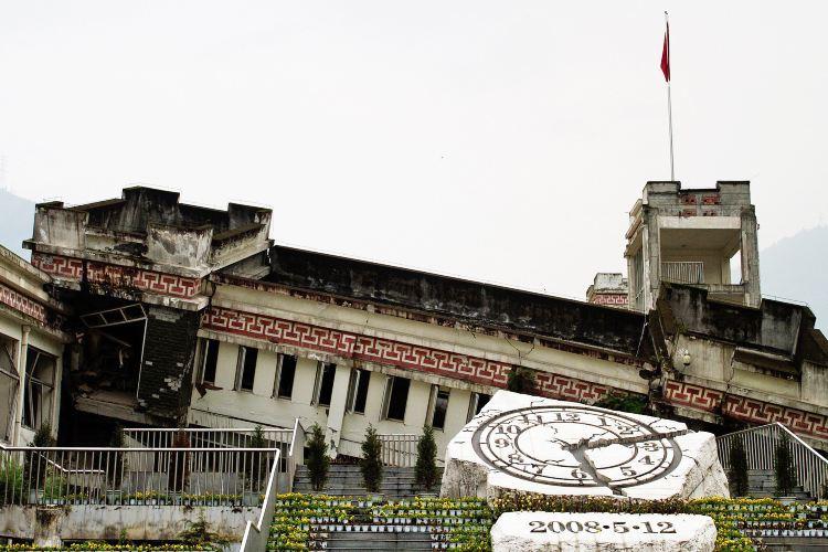 영수 지진 유적지1