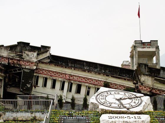 영수 지진 유적지