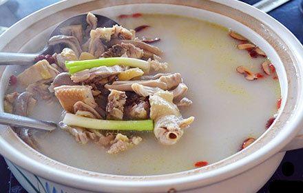 穗香園豬肚雞